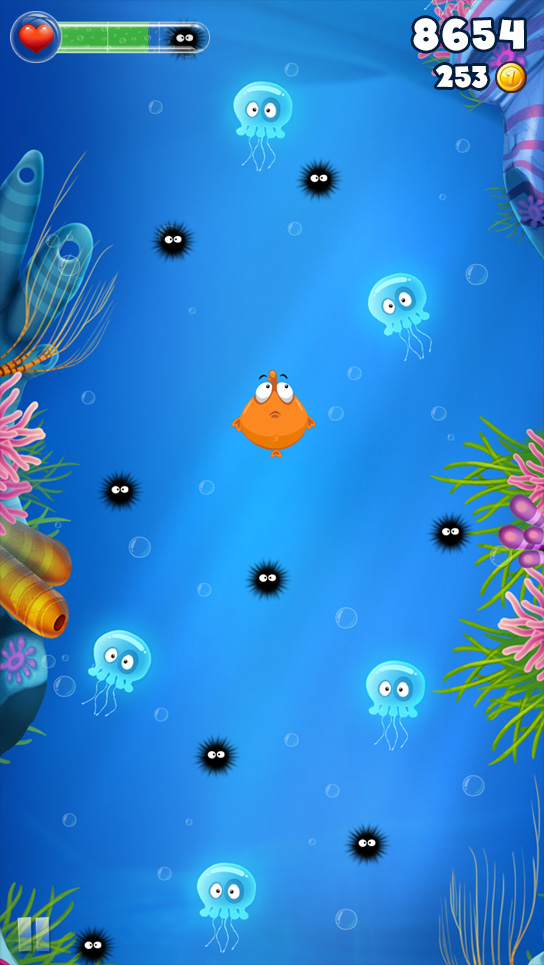 Bellyfish An Endless Adventure From Duello Games